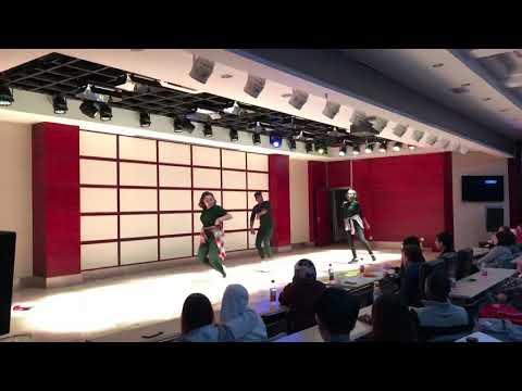 Wuhan University dance performance ||BUNX UP||Guleba||sodakku|
