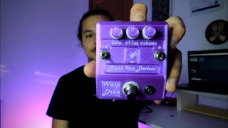 BLACK KAT DEVICES 'WASP DRIVE' | Jack JD (Review/Demo)