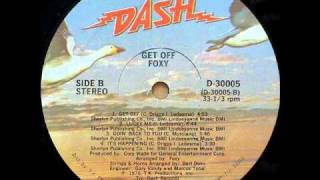 "Foxy - Get Off (Rare 12"" Inch Version)"