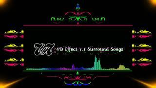 பொங்கலுக்கு வாங்கி தந்த புடவை எங்க 4D Effect Songs
