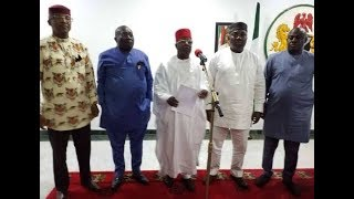 Breaking : South East Govs to establish forest guards, fund cow rearing