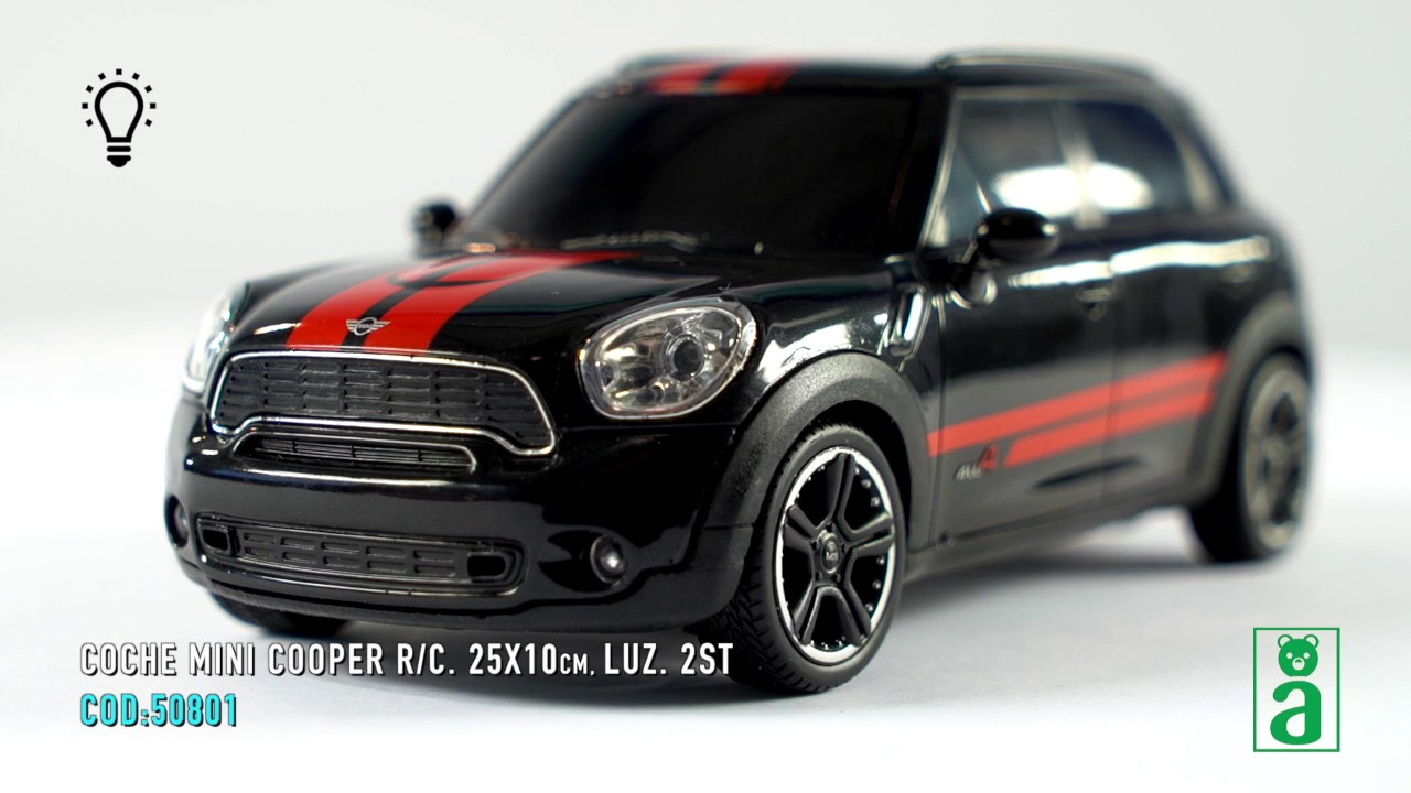 Mini Cooper S All4 R C Luz 2 St Cod 50801