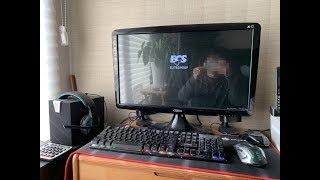 신내동 컴퓨터수리 로고 화면에서 멈춰요