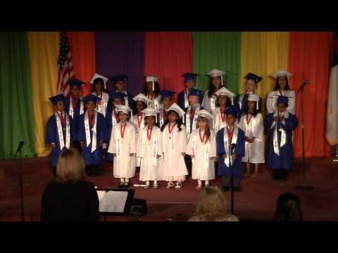 2015 Latham Christian Academy K5 Graduation Part 3