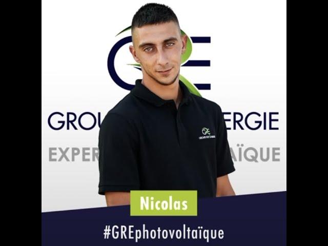 Groupe Roy Énergie - [#5 Portrait d'équipe] - Nicolas