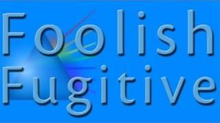 The Foolish Fugitive | Learn British English with Britlish