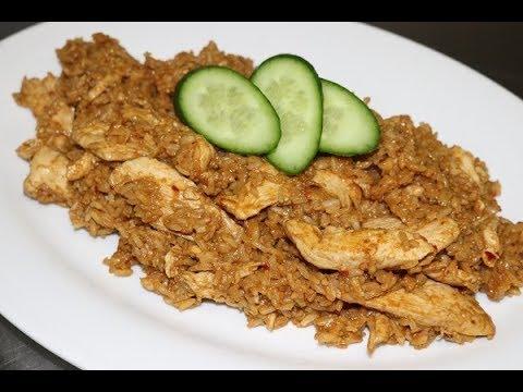 How To Make Nasi Goreng (Indonesian Fried Rice)