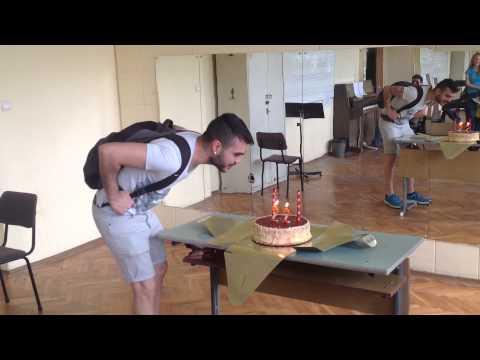 Изненада за рожден ден