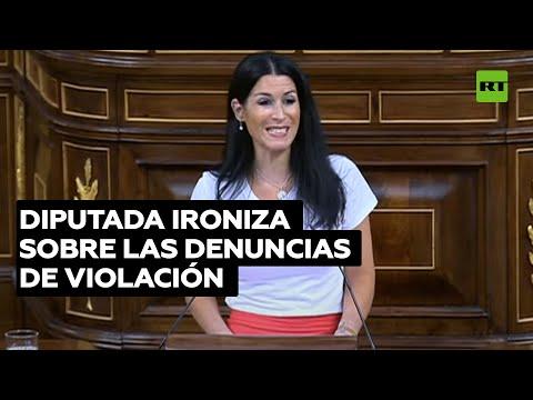Diputada española considera exageradas algunas denuncias de violación @RT Play en Español