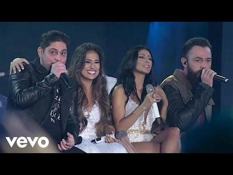 Simone & Simaria - Amor Mal Resolvido ft. Jorge & Mateus 115,580,291 views