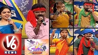 Singers Performing Telangana Folk Songs - Folk Stars Dhoom Thadaka - 1