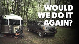 Tuesday Talk: Our Truck & Airstream