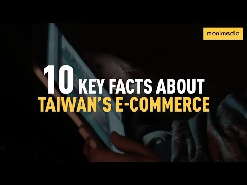 Key Facts About E-commerce in Taiwan