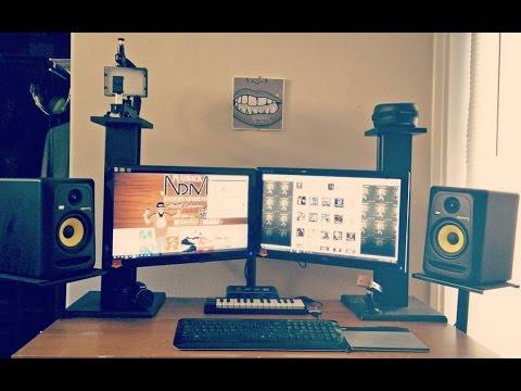 studio monitor speaker stand review youtube. Black Bedroom Furniture Sets. Home Design Ideas