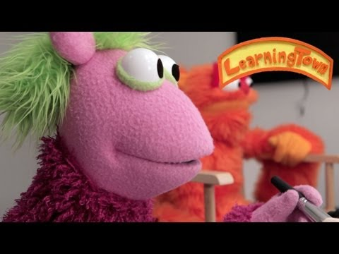 The Puppet Actor: Branson - Learning Town Episode 7 Bonus
