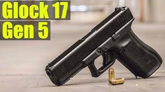 Glock 17 Gen5 - kurze Vorstellung