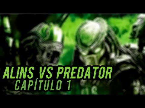 Alien vs Predator | Cap.1 (Loquendo)