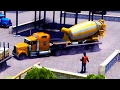 Cargo Transport Truck Mania 3D | Android Gameplay | Game By Reality Gamefied
