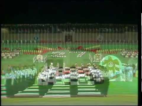 27 World Chess Olympiad Dubai 1986 Opening Ceremony | Part 2
