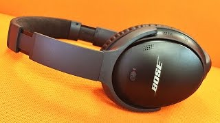 BOSE QC35 - QuietComfort 35 - Unboxing and Review in 4K