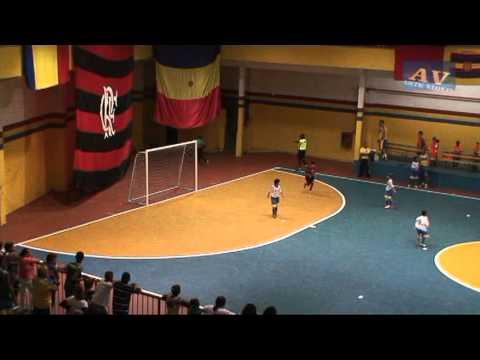 Madureira 2x4 Flamengo - Federação Sub 9 - 05 Jun 2013