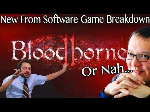 Is This Bloodborne 2 Or Something New? - New From Software Game (Teaser Analysis)