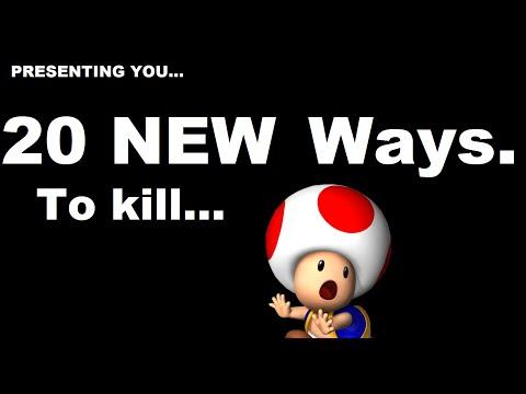 20 New Ways To Kill Toad!