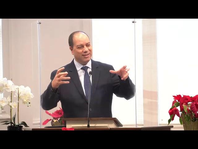 Jose Moreira - A New Begining (Sabbath Service 01-16-2021)
