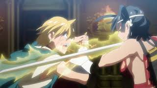 Magi: The Labyrinth of Magic - Alibaba vs Toto