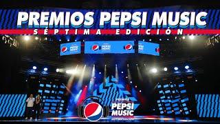 Premios Pepsi Music - Séptima Edición