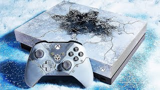 XBOX ONE X Gears 5 Limited Edition Trailer (2019)