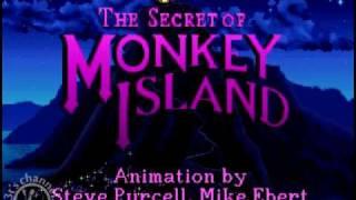 [Intro][Retro PC] Secret of the Monkey Island