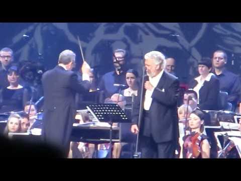 Placido Domingo live in Poznań / Poland, 27.04.2014