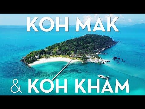 KOH MAK & KOH KHAM Vlog #7