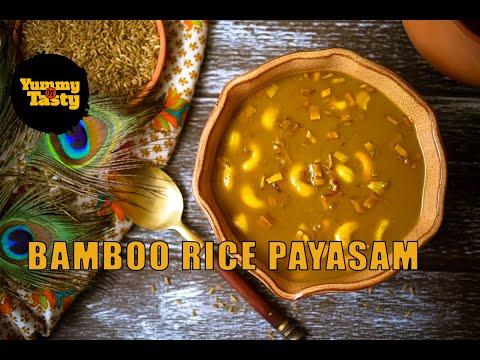 bamboo-rice-payasam,-mulayari-payasam-|-yummy-n-tasty