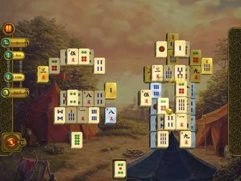 Игра Пасьянс Египетские пирамиды Egypt Pyramid