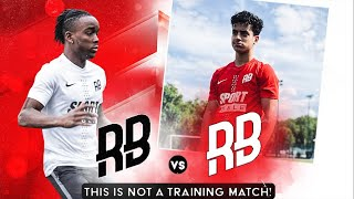 THIS IS NOT A TRAINING MATCH | Rising Ballers are back | UNSIGNED EP. 26