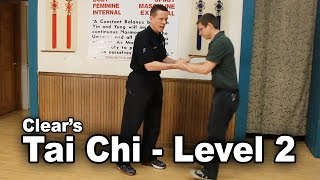 Tai Chi Level 2: Review for the First Test (part 1)