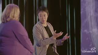 Converge17: Interview with Hui Chen by Katie Smith, CECO of Convercent