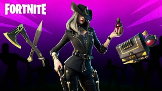 New *VAMPIRE HUNTER* in Fortnite! (Season 4)