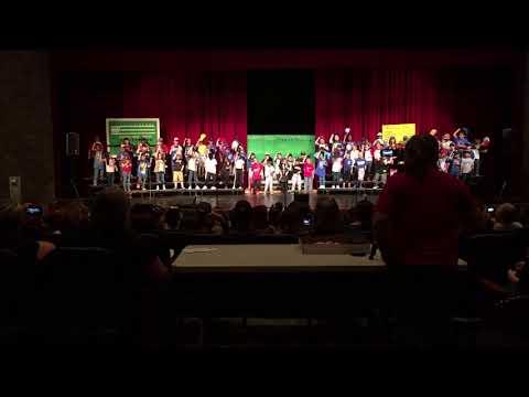 Bradley East Elementary School Winter Musical Play Ball