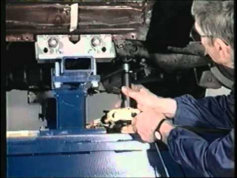 car o liner mechanical measuring system training video