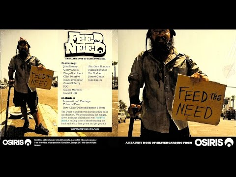 OSIRIS / FEED THE NEED / FULL VIDEO