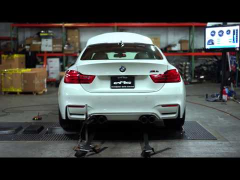 BMW F82 M4 Exhaust Sound - Stock vs. Akrapovic Exhaust + Evolution Racewerks Downpipes