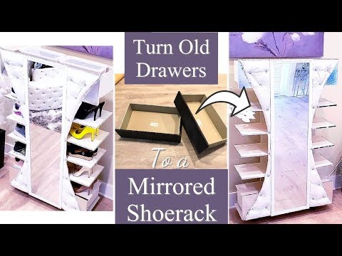 clever-old-drawer-reuse|-small-space-storage-solution-on-a-budget!