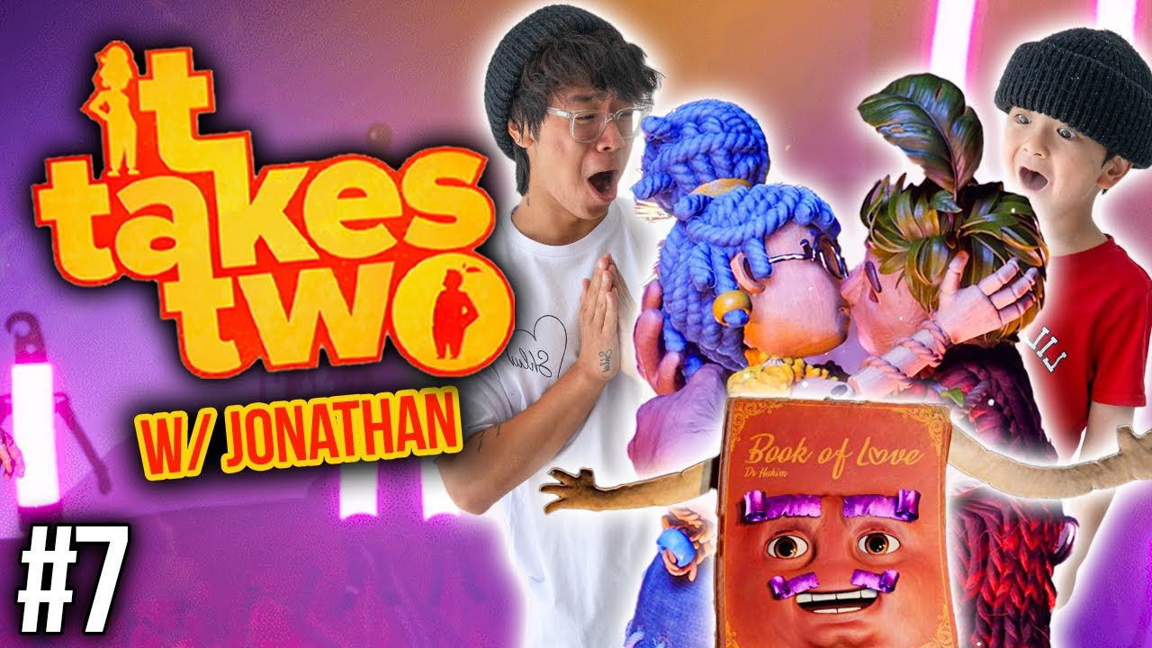 WE DID IT!! | It Takes Two w/ Jonathan (FINALE)