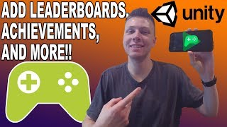 Add Google Play Game Services To Your Android Game In Unity - Leaderboards Tutorial