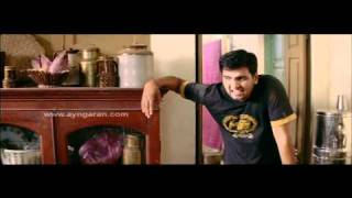 Super Hit Santhanam and vivek Comedy from Kireedam Ayngaran HD Quality