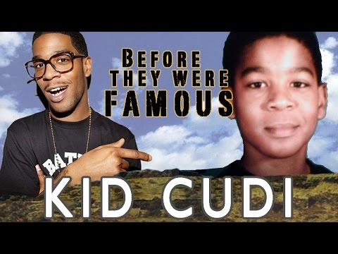 KID CUDI   Before They Were Famous