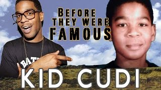 KID CUDI  - Before They Were Famous